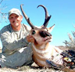 Sunday Creek Outfitters Private Ranch Archery Antelope Hunts