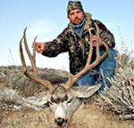 Sunday Creek Outfitters Private Ranch Archery Mule Deer Hunts