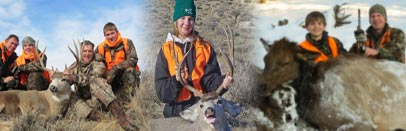 Sunday Creek Outfitters Private Ranch Youth Hunts
