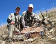 Father & Son Archery Hunt