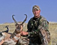 Decoying Montana Antelope
