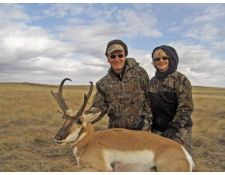 Bring the Wife! Nice Montana Antelope
