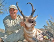Pope & Young Montana Archery Antelope